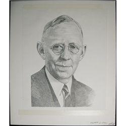 """U.S. Original Artwork of """"Nordstrom"""" Vignette Use"""