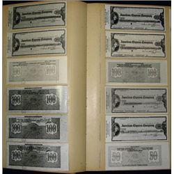 ABNCo. Reference Book of Traveler's Checks Photog