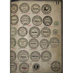 "Republic BNCo. ""Seals & Signatures"" Proof Vignett"