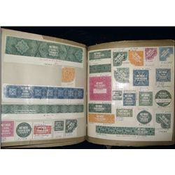 Security BNCo. Proof Die and Roll Vignette Book,