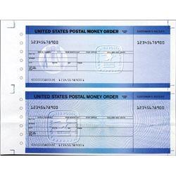 U.S. U.S.P.S. Money Order Essay Essay Proofs (5).