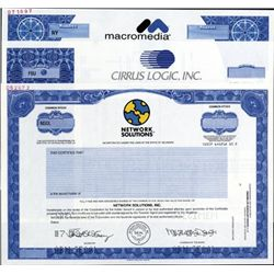 U.S. Internet Related Co. Stock Certificates (13).