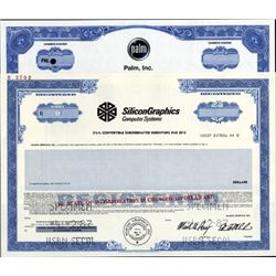 U.S. Software & Internet Co. Stock Certificates