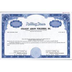U.S. ROLLING STONE Straight Arrow Publishers, Inc.