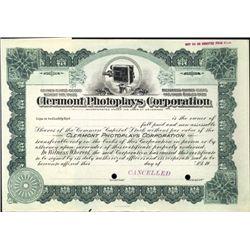 DE. U.S. Clermont Photoplays Corporation.
