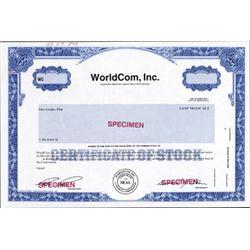 Georgia. U.S. WorldCom Inc. Bernie Ebbers Scam.