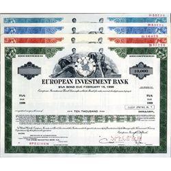 Europe European Investment Bank.