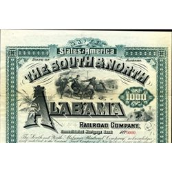 The South & North Alabama Railroad Co.