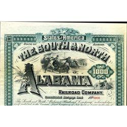 The South & North Alabama Railroad Co.