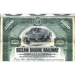 California. U.S. Ocean Shore Railway Co.