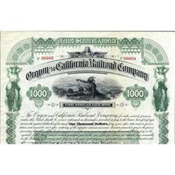 U.S. Oregon and California Railroad Co.
