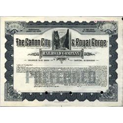 Canon City & Royal Gorge Railroad Co.