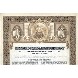 Panama Panama Power & Light Co.