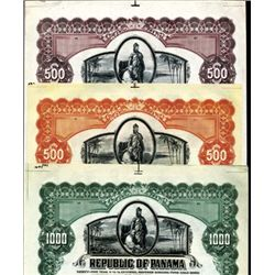 Panama Republica de Panama Bonds (3).