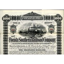 Florida Southern Railroad Co. -