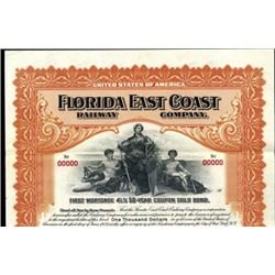 Florida. U.S. Flordia East Coast Railway Co.