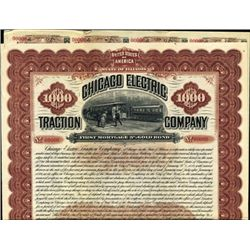 Illinois. U.S. Chicago Electric Traction Co.