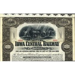Illinois. U.S. Iowa Central Railway Co.