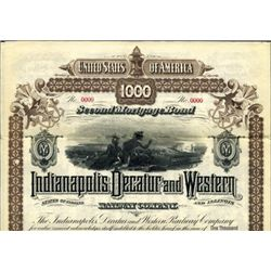 Indianapolis, Decatur and Western Railway Co.