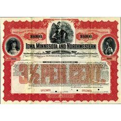 Iowa, Minnesota and Northwest Railway Co.