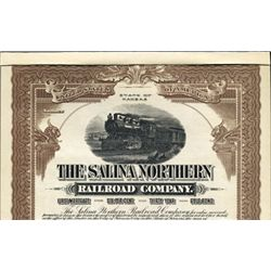Kansas. U.S. The Salina Northern Railroad Co.