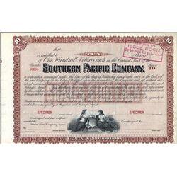 Kentucky. U.S. Southern Pacific Company.