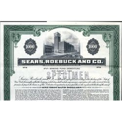 U.S. Sears, Roebuck and Co.