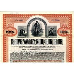 U.S. Clove Valley Rod and Gun Club.