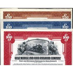 Gulf, Mobile and Ohio Railroad Co.Bonds (3)