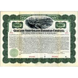 Mississippi. U.S. Gulf Ship Island Railroad Co.
