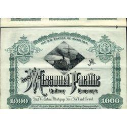 Missouri. U.S. Missouri Pacific Railway Co.