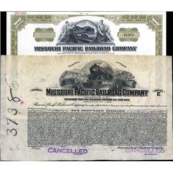 U.S. Missouri Railroad Assortment (5).