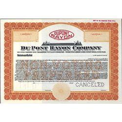 DE. U.S. Du Pont Rayon Company.