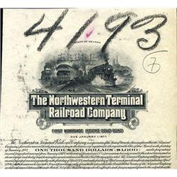 Nevada. U.S. Northwestern Terminal Railroad Co.