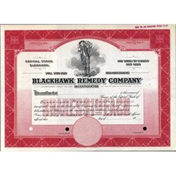 MD. U.S. Blakhawk Remedy Company Inc.