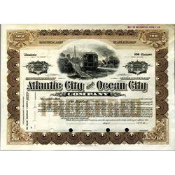 Atlantic City and Ocean City Co. Streetcar Rwy