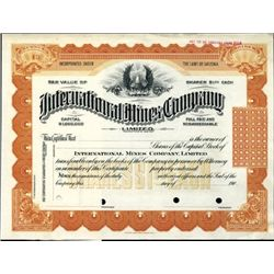 Foreign Mining Stock Certificates (8).