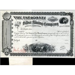 AZ, U.S. The Patagonia Silver Mining Co.