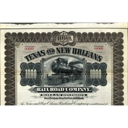 Texas. U.S. Texas and New Orleans Railroad Co. -