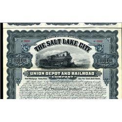 UT.  Salt Lake City Union Depot and Railroad Co.