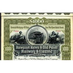 Newport News & Old Point Railway & Electric Co.