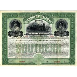 VA.  Southern Railway Co. - Memphis Division