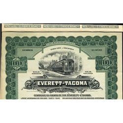 Washington. U.S. Everett-Tacoma Railway Co.