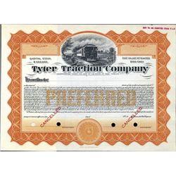West Virginia. U.S. Tyler Traction Company.