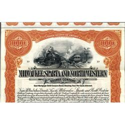 Milwaukee, Sparta and Northwestern Railway Co.
