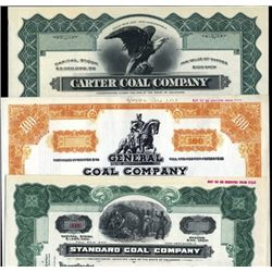 U.S. Coal Mining Stock Group (9).