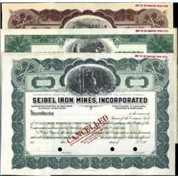 U.S. Iron and Copper Mining Companies Incorporated