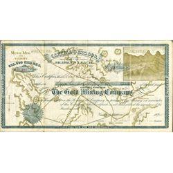 U.S. The Gold Mining Company - Cataloger's Choice.