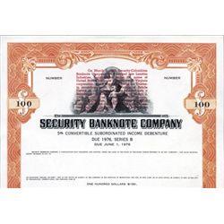 U.S. Security BNC  Transition Bond to U.S BNC