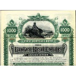 Texas. U.S. Lasker Real Estate Association.